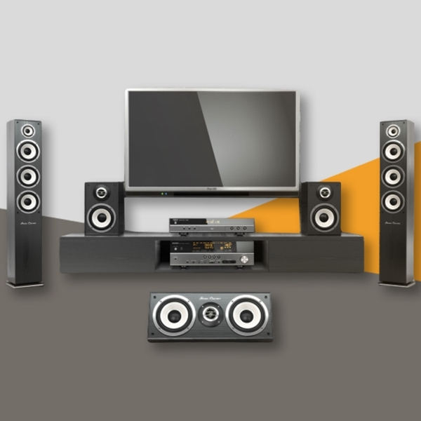 Picture for category Televisions and audio devices