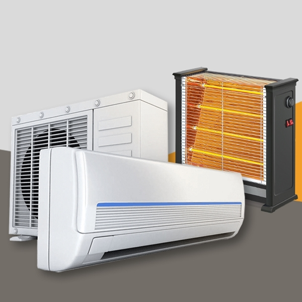 Picture for category Air Conditioning and Heating