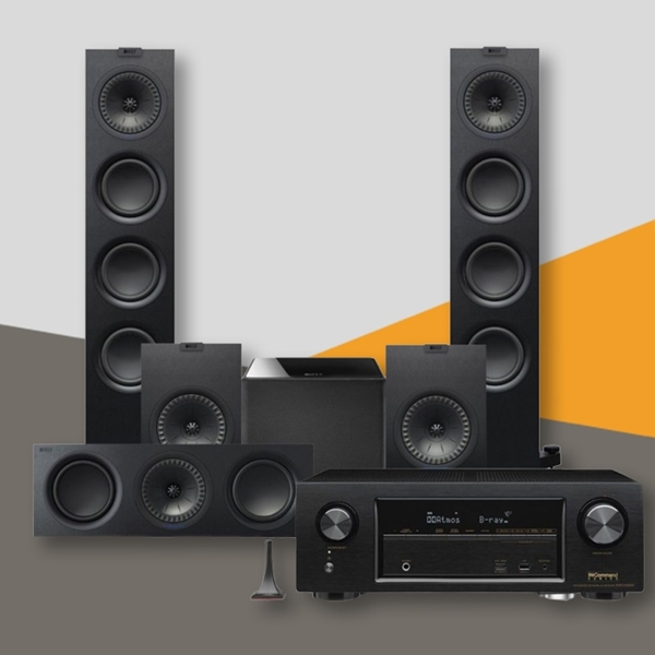 Picture for category Home theatres and sound systems