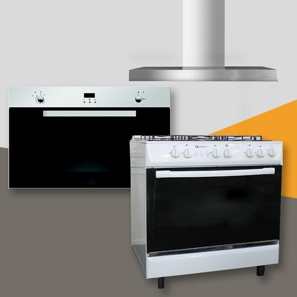 Picture for category Stoves and cooking appliances