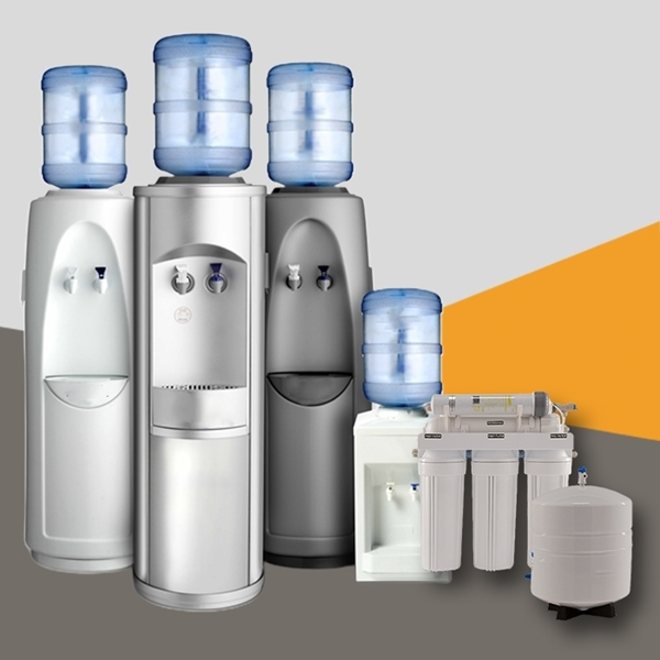 صورة للفئة أجهزة التبريد ومعالجة المياه