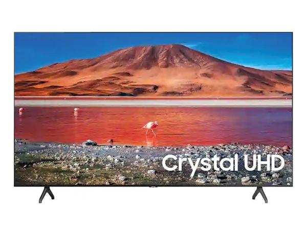 """صورة Crystal UHD شاشة سامسونج """"50"""